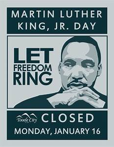 MARTIN LUTHER KING, JR. DAY | Tooele City