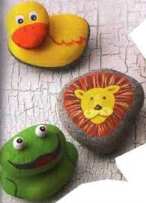 Painted Rock Animals