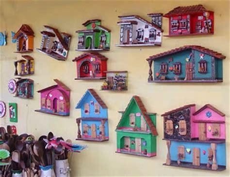 artesania fachadas varias de casas