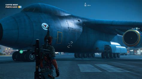 Fast Boat In Just Cause 3 by How To Unlock The Giant Transport Plane In Just Cause 3