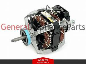 Ge General Electric Dryer Drive Motor We17x50 We17x49