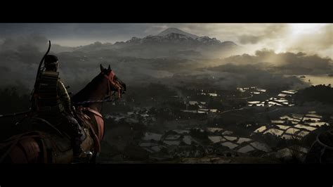 Infamous Second Son Logo Samurai Adventure Ghost Of Tsushima Announced For Ps4 Polygon