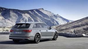 Dimension Audi A4 Avant : audi a4 avant specs photos 2018 2019 autoevolution ~ Medecine-chirurgie-esthetiques.com Avis de Voitures