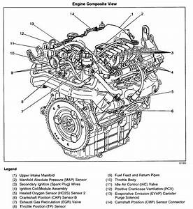 350 Engine Spark Plug Diagram