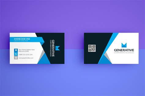 business card template vol 04 business card templates creative market