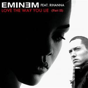 Love The Way You Lie Pt 2 Feat Eminem Sheet Music By