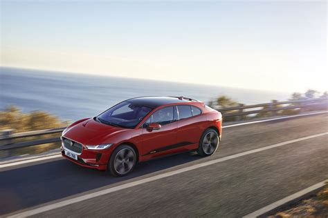 World Premiere 2019 Jaguar Ipace Is A 395hp, All
