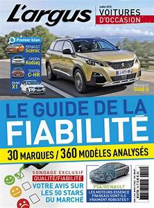 Argus Auto 2018 : guide de la fiabilit 30 marques et 360 mod les d cortiqu s l 39 argus ~ Medecine-chirurgie-esthetiques.com Avis de Voitures