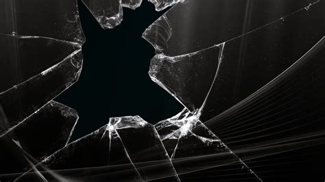 Cracked Screen Background Cracked Screen Wallpaper And Background Image 1600x900