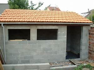 Abri de jardin en parpaing for Construire un abri de jardin en parpaing