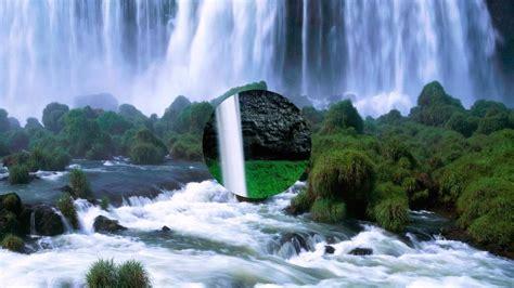The Most Beautiful Waterfalls World Youtube