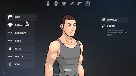 character creator   mochakingup