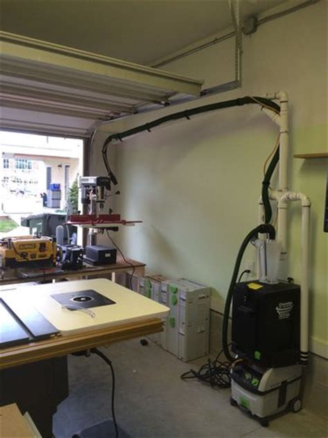 objective  shop  dust collection system