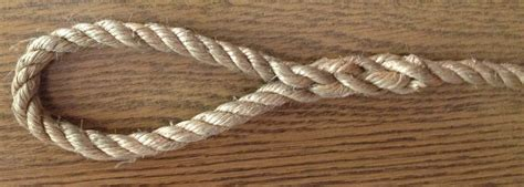 splicing rope scout pioneering