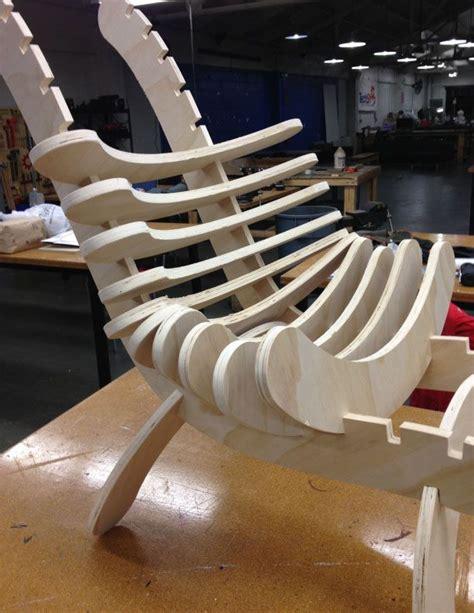 fishbone chair    single sheet