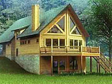 Chalet Style House Chalet Style Log Home Plans, Chalet