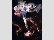 San Michele Arcangelo ed il mondo angelico