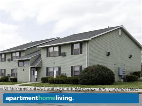 3 Bedroom Apartments In South Jersey by Millstream South Apartments Wrightstown Nj