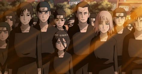 Naruto Shippuden Last 10 Characters Who Died In