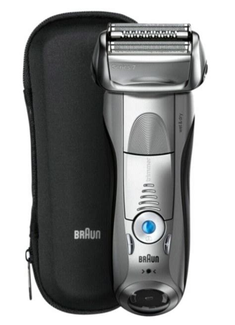 braun series smart wet dry shaver preowned ebay