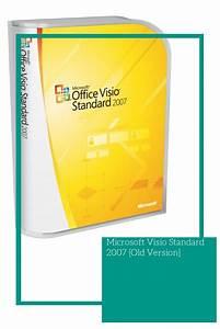 Microsoft Visio Standard 2007  Old Version   Software