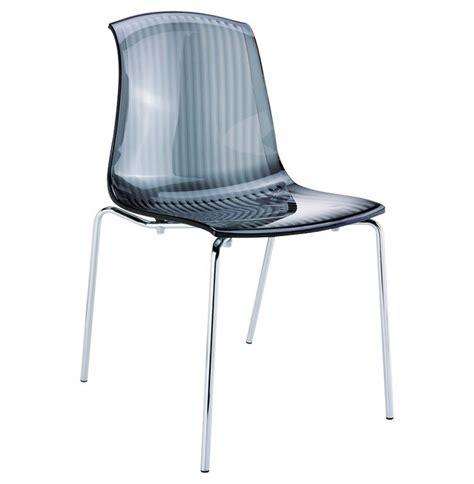 chaise medaillon transparente la chaise poly chaise de cuisine avec pieds en acier