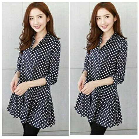 Blouse Atasan Wanita jual atasan wanita tanah abang model blus korea terbaru