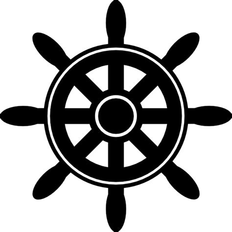 Boat Steering Wheel Clipart Free by Ship Wheel Clip At Clker Vector Clip