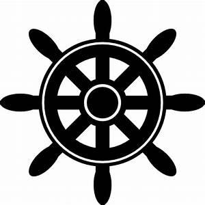 Ship Wheel Clip Art at Clker.com - vector clip art online ...