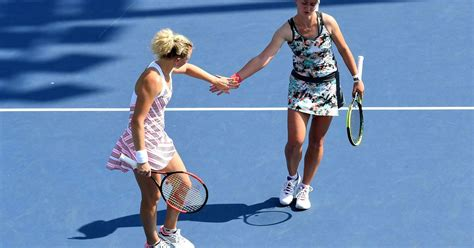 Tennis statistics with all the relevant information about upcoming match. Top seeds Krejcikova, Siniakova save match point to advance at US Open