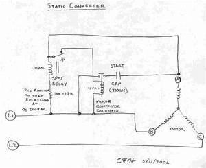 Wiring Diagram For Rotary Phase Converter  U2013 The Wiring