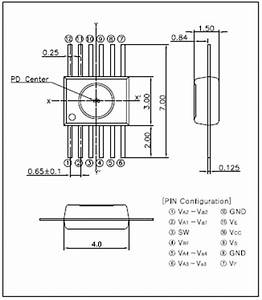 laser diode pinout telephone pinout wiring diagram odicis With laser wire diagram
