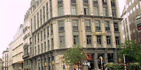 bureau des amendes marriott ferme bureau à bruxelles 137 emplois menacés