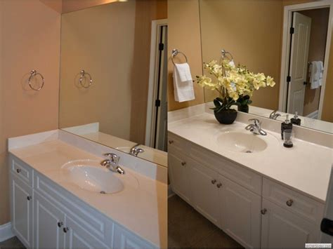 Staging A Bathroom Simple And Cost Effective Ways To