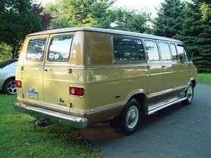 1977 Dodge Van - Information And Photos