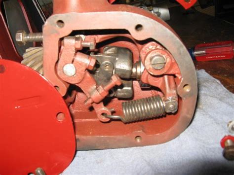 Farmall H Governor Diagram by So How About A Governor Noise 46 Quot H Quot Farmall Cub