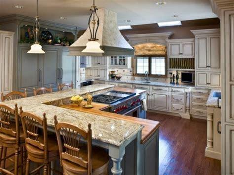 kitchen l shaped island 90 moderne k 252 chen mit kochinsel ausgestattet 5297