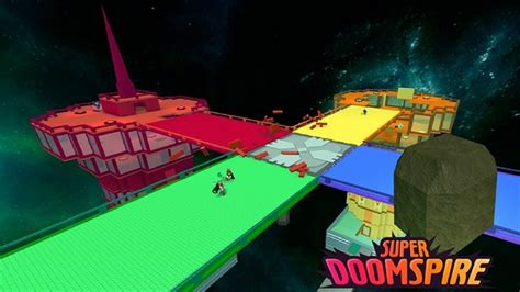 Then in this post, you'll get all the working game codes that'll help you in gaining free rewards. Roblox Super Doomspire Codes 2020 - NeedForGaming