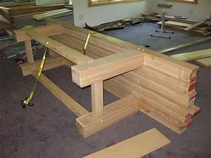 Houseofaura com: 2 X 4 Workbench - Woodwork 2x4 Bench