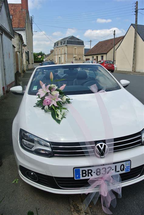 decoration voiture mariage avec ventouse id 233 es et d inspiration sur le mariage