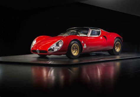 Alfa Romeo 33 by Alfa Romeo 33 Straddle Golden Anniversary Car Magazine