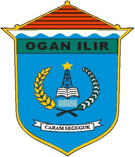 logo lambang kabupaten ogan ilir