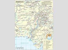 Outline of Pakistan