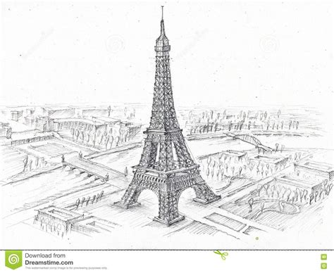 Coloring Pages Of The Eiffel Tower - Eskayalitim