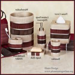 burgundy bathroom accessories home design