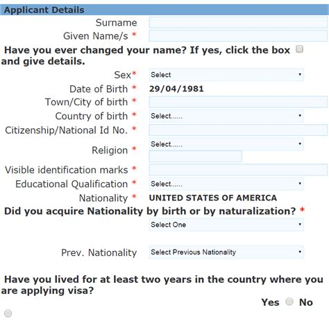application form for tourist visa to india from uk visa on arrival in india how to apply full process