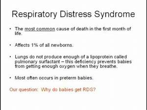 Dr. Mitra, Genetics in Respiratory Distress, Part 1 - YouTube