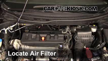 small engine repair training 2001 volkswagen rio parking system transmission fluid level check honda civic 2012 2015 2012 honda civic dx 1 8l 4 cyl sedan