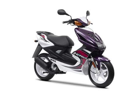 siege confort présentation du scooter 50 mbk nitro 50