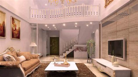 home interior ideas for living room duplex house design inside
